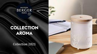 Maison Berger Navulling Aroma D-Stress 475 ml