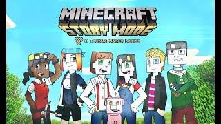 МАЙНКРАФТ ИСТОРИИ 2 ! НОВЫЕ ПРИКЛЮЧЕНИЯ ! - СТРИМ! Minecraft Story Mode
