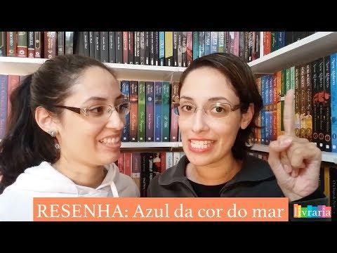 RESENHA: Azul da Cor do Mar - Marina Carvalho | Canal Livraria