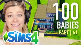Single Girl Picks A Fan-Made Home For Her Babies In The Sims 4   Part 41