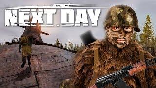 Next Day: Survival - ПРИМОРЬЕ. ЛУТАЕМ ПОДВОДНУЮ ЛОДКУ!