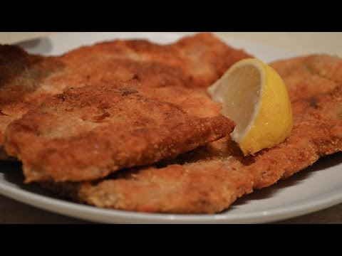 Video How to Make Schnitzel