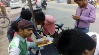 Muzaffarpur smart city voting appeal