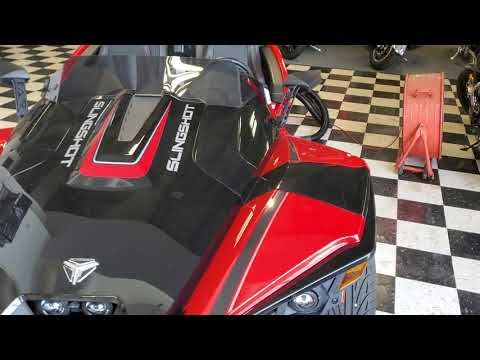 2019 Slingshot Slingshot SLR in Middletown, New Jersey - Video 1