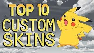 Top 10 Custom Skins - League of Legends
