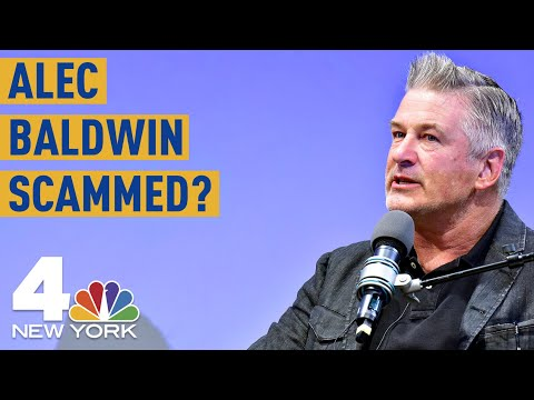Alec Baldwin Says He Was Scammed by Statue of Liberty Boat Tour   NBC New York