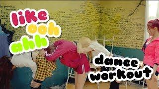 TWICE (트와이스) _ Like Ooh-Ahh (Ooh-Ahh하게)   kpop dance workout by fittoakay