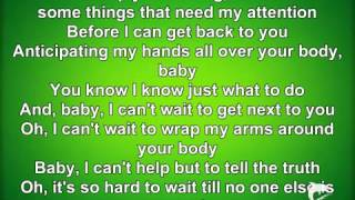 Brian McKnight Find Myself In You Song Lyrics