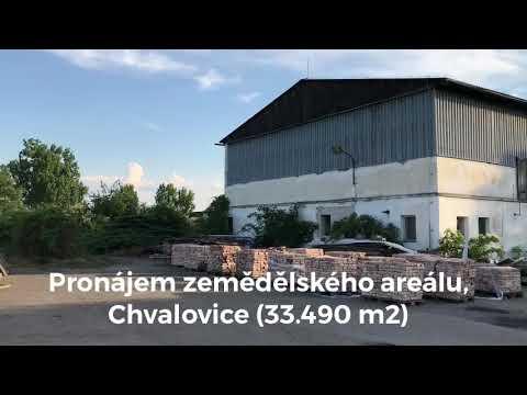 Pronájem komerční nemovitosti 33490 m2, Kovanice Chvalovice