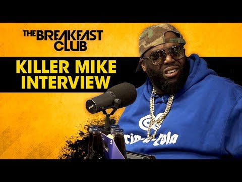 Killer Mike On Interracial Marriage, Public Vs. Private Education, 'Trigger Warning' + More