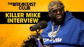 The Breakfast Club - Killer Mike On Interracial Marriage, Public Vs. Private Education, 'Trigger Warning' + More