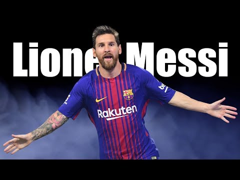 Lionel Messi - The Greatest Of All Time? | HD