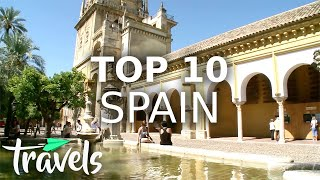 Top 10 Destinations In Spain For Your Next Trip   MojoTravels