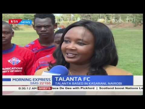 We push our players to do better Talanta FC chairperson says