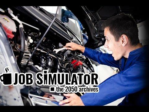 Folytatjuk a kemény munkát...   HTC VIVE   Job Simulator letöltés