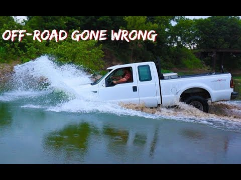 We Take $800 TRUCK Through Off-Road Challenge