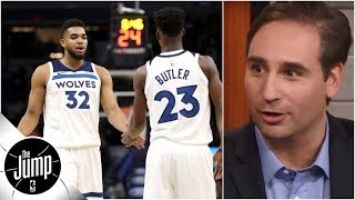 Zach Lowe: Timberwolves are 'prime implosion candidate' of 2018/19 NBA season   The Jump   ESPN