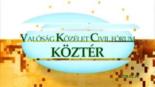 TV Budakalász / Köztér / 2018.02.26.