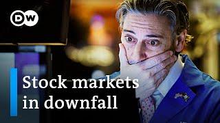 Coronavirus: Economic fallout intensifies with crashing oil prices   DW News