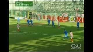 preview picture of video '27/01/2013 Vittoria-Aci Sant'Antonio 3-2'