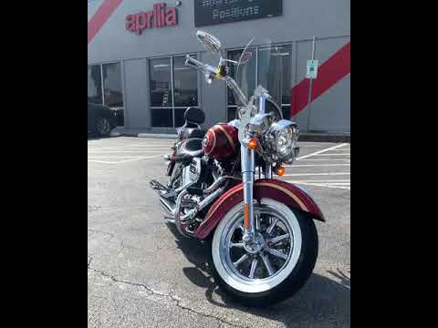 2014 Harley-Davidson CVO™ Softail® Deluxe in Houston, Texas - Video 1