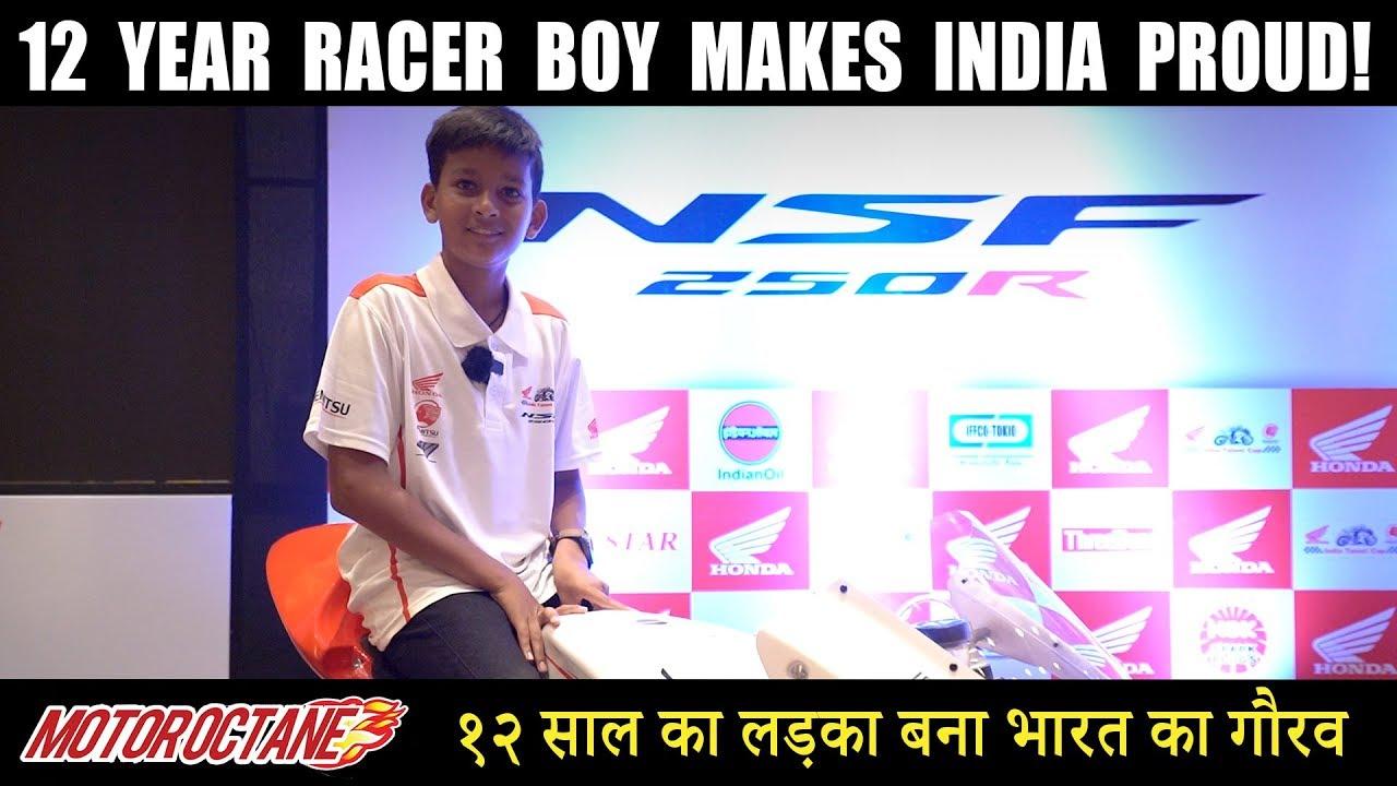 Motoroctane Youtube Video - Make Bike Racing your career in India? | Hindi | MotorOctane