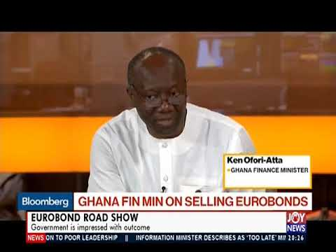 Eurobond Road Show - Joy Business Prime (20-3-19)