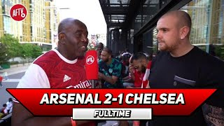 Arsenal 2-1 Chelsea | Give Aubameyang What He Wants! (Johnny)