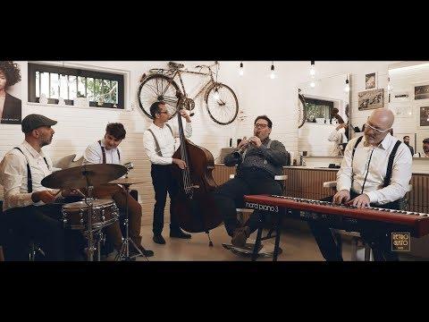 Retrògusto Band Swing Band. Swing&Beat. Bari Musiqua