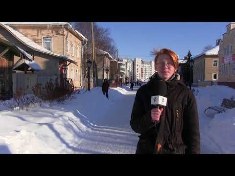 Шесть  мест, которые надо посетить в Архангельске!