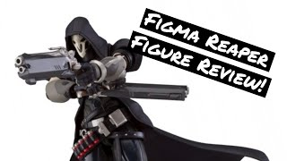 Figma Reaper Figure Review!