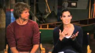 NCIS: Los Angeles - Dual Efforts - Interview with the Cast