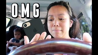 I got an Unexpected Notification on my phone -  ItsJudysLife Vlogs