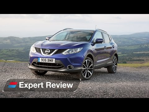 Nissan Qashqai car review