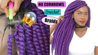 Havana Mambo Twist Individual Crochet Braids मफत