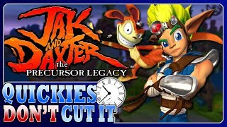 Jak and Daxter: The Precursor Legacy Review - Quickies Don't Cut It