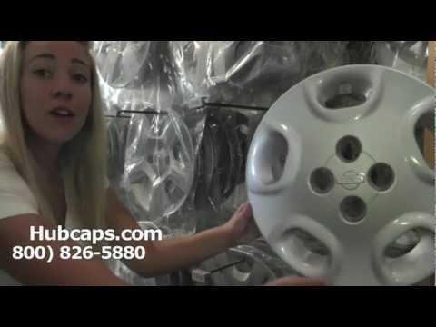 Automotive Videos: NIssan 200 SX Hub Caps, Center Caps & Wheel Covers