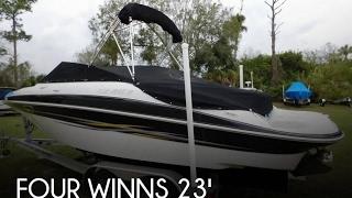 [UNAVAILABLE] Used 2005 Four Winns 230 Horizon in Stuart, Florida
