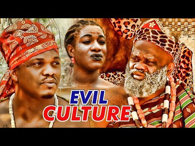 Evil Culture (Part 1)