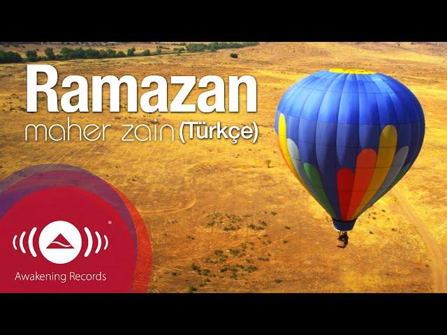 Pronunție video a Ramazan în Turcă