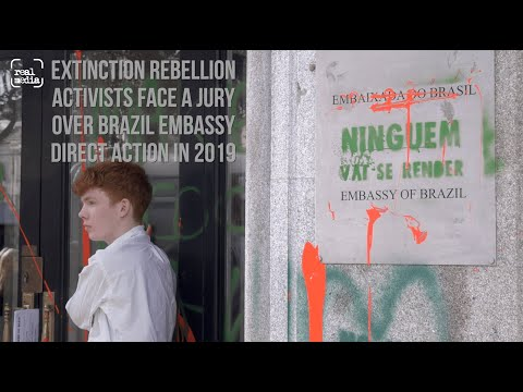 Jury trial starts over XR Brazilian Embassy action