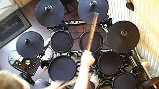 Kool & The Gang Fresh Drum Cover On Alesis Drum Kit