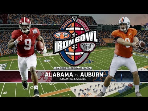 The 2017 Iron Bowl Matchup!