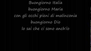 Toto Cutugno - L'italiano (with lyrics)