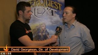 Everquest Next Interview with David Georgeson Director of Development