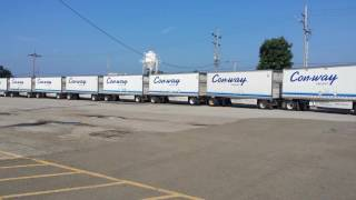 Conway last days welcome xpo logistics forwording