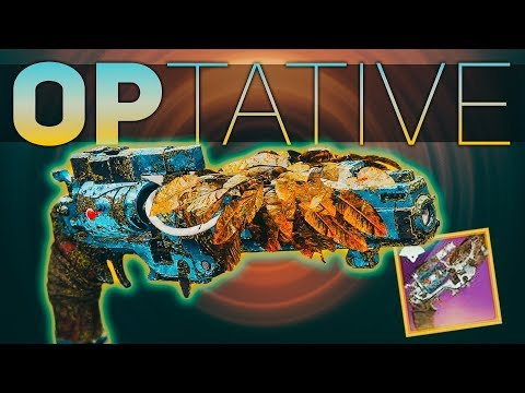 Optative GOD ROLL (Vex Offensive Hand Cannon) | Destiny 2 Shadowkeep