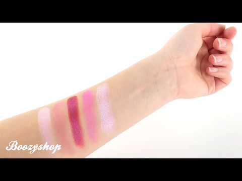 I Heart Revolution I Heart Revolution Donuts Raspberry Icing Eyeshadow Palette