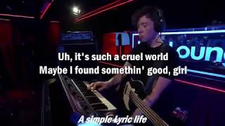 Dua Lipa 'Cruel' (Snakehips cover) - (LYRICS)