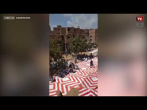 تشيع جثمان شهبندر التجار.. الحاج محمود العربي
